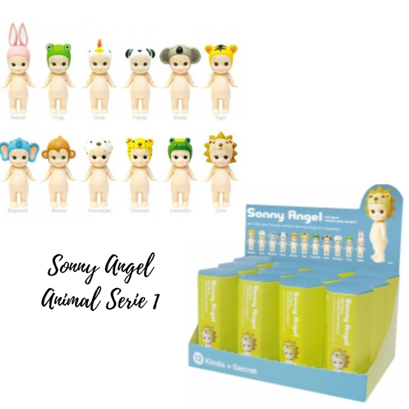 Sonny Angels Serie Dieren 1