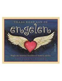 Vraag raad aan de engelen-kaartjes