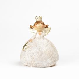 Engeltje ballon jurk