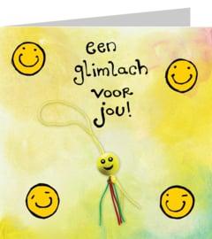 Gelukskaart: Glimlach