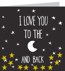 ZW I love u to the moon and back