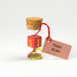 Flesje Sint cadeau
