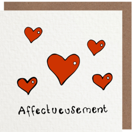 Carte Affectueusement