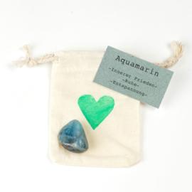 Aquamarin Natural