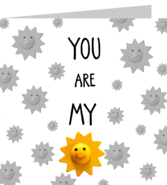 ZW You are my sunshine