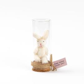 Flesje bunny XL