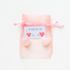 Heart Bag, ik vind jou lief