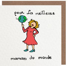 Carte Maman
