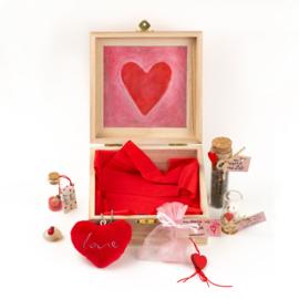 Geschenkbox Liebe