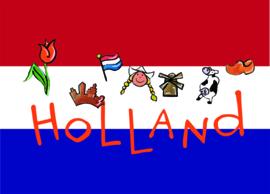 Hollandse vlag