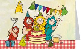Monsterverjaardag