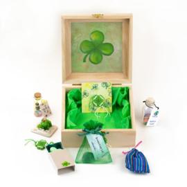 Geschenkbox Glück