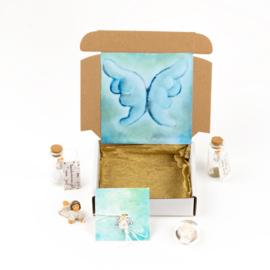 Geschenkbox Engel Briefkasten