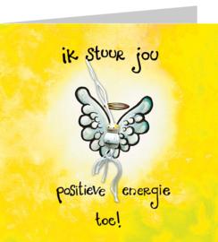Gelukskaart: Positiviteitsengel