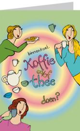 Binnenkort koffie of thee-funny