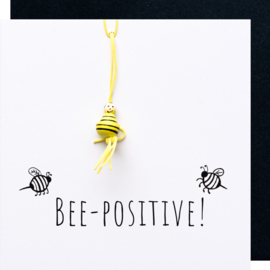 Letters bee-positive