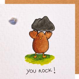 You rock  B&m