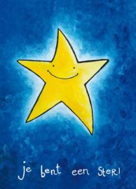 Jij bent een ster!