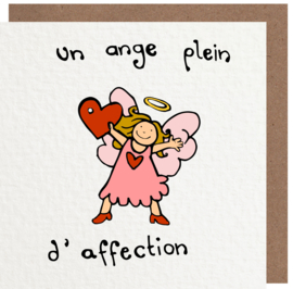 Carte affection