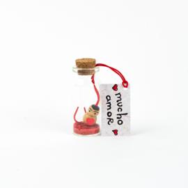 Botella Mucho Amor