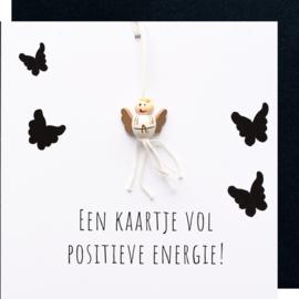 Letters positieve energie