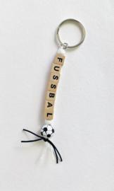 Schlüsselanhänger Fussbal