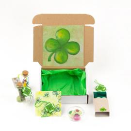 Geschenkbox Glück Briefkasten