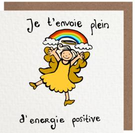 Carte energie positive