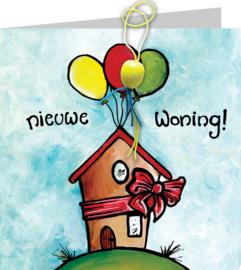 Gelukskaart: Nieuwe woning