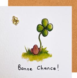 Carte Bonne chance!