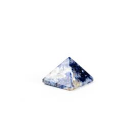 Piramide klein Sodaliet