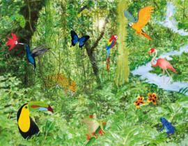 Jungle kaart