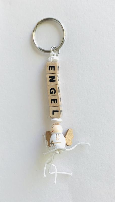 Schlüsselanhänger Engel