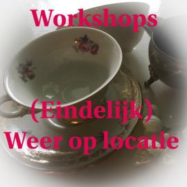 Workshops op locatie