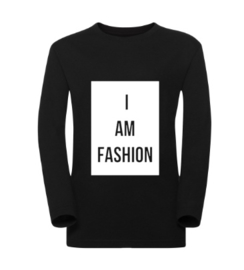 Kindershirt I AM FASHION