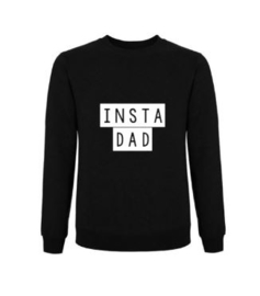 Heren Sweater INSTA DAD
