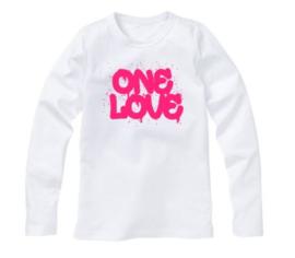 Shirt ONE LOVE