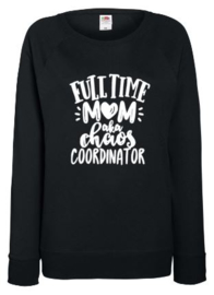 Dames Sweater FULLTIME MOM