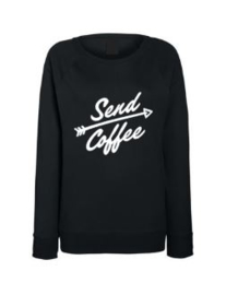 Dames Sweaters SEND COFFEE