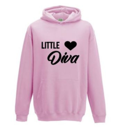 Hoodie LITTLE DIVA