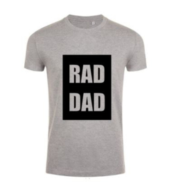 Heren T'shirt RAD DAD