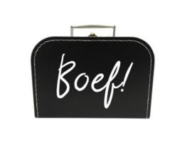 Koffertje BOEF!