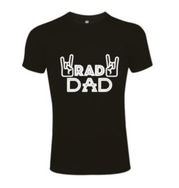 HerenT'shirt RAD DAD
