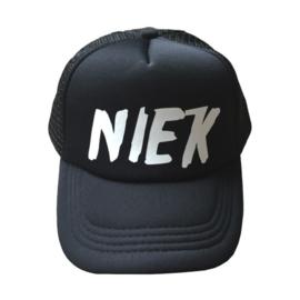 Trucker cap met naam