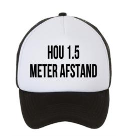 Pet HOU 1.5 METER AFSTAND