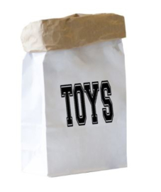 PAPERBAG TOYS formaat MEDIUM