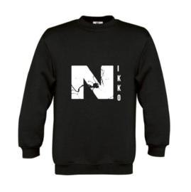 Sweater MET EIGEN NAAM OF TEKST
