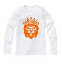 Koningsdag shirt LEEUW