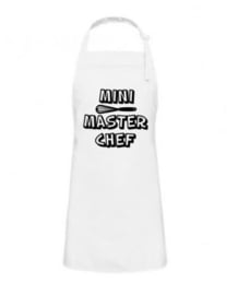 SCHORT MINI MASTER CHEF