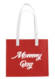 Canvas tas MOMMY BAG
